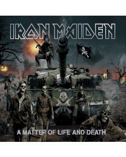Iron Maiden - A Matter Of Life And Death, Remastered (CD)