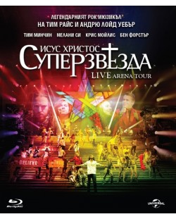 Jesus Christ Superstar - Live Arena Tour (Blu-ray)