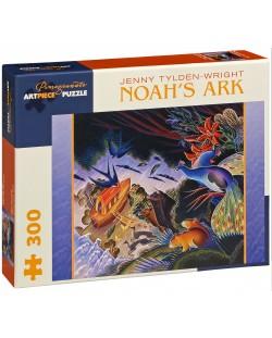 Puzzle Pomegranate de 300 piese - Arca lui Noe, Jenny Tylden-Wright