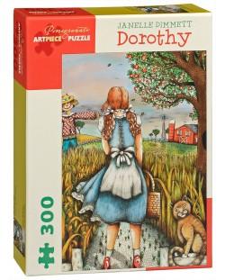 Puzzle Pomegranate de 300 piese - Dorothy, Janelle Dimmett