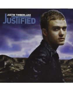 Justin Timberlake - Justified - (CD)