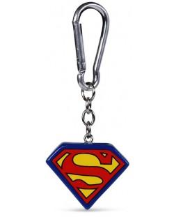 Breloc Pyramid DC Comics:  Superman - Logo, 3D