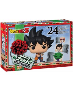 Calendar de Craciun Funko POP! Animation: Dragon Ball Z - Pint Size Heroes