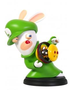 Figurina Mario + Rabbids Kingdom Battle: Rabbid Luigi 6'' Figurine