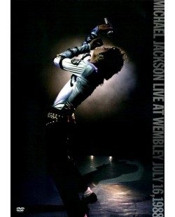 Michael Jackson Live At Wembley (DVD)