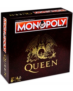 Joc de societate Hasbro Monopoly - Queen