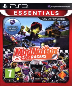 ModNation Racers - Essentials (PS3)