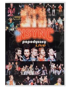 'N Sync - Popodyssey, Live (DVD)