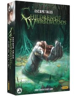Joc de societate Escape Tales: Children of Wyrmwood - de familie