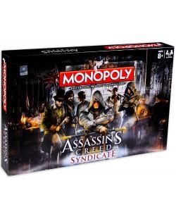Joc de masa Hasbro Monopoly - Assassins's Creed Syndicate