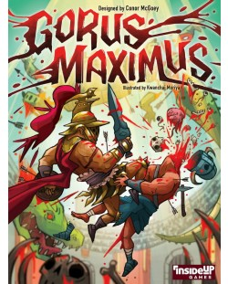 Joc de societate Gorus Maximus - de strategie
