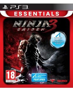 Ninja Gaiden 3 - Essentials (PS3)