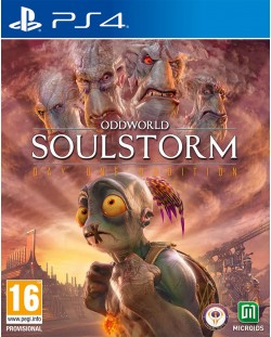 Oddworld Soulstorm Day One Oddition (PS4)