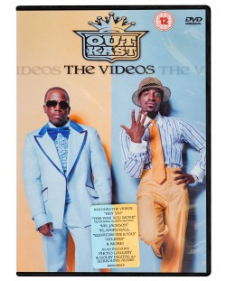 Outkast - The Videos (DVD)