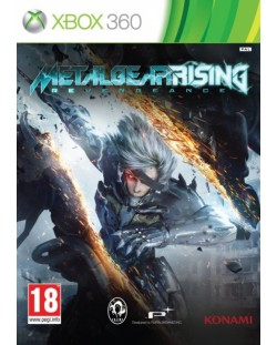 Metal Gear Rising: Revengeance (Xbox One/360)