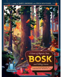 Joc de societate Bosk - de familie