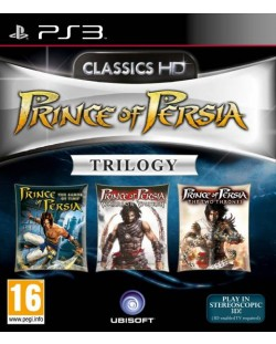 PRINCE of Persia Trilogy HD Classics (PS3)