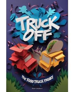 Joc de societate Truck Off: The Food Truck Frenzy - de familie