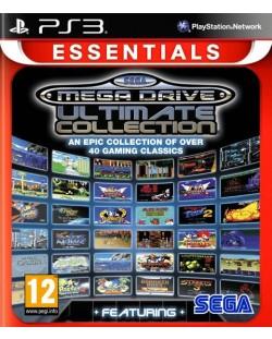 SEGA Mega Drive Ultimate Collection - Essentials (PS3)