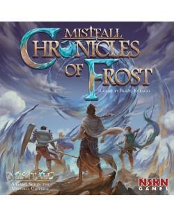 Joc de societate  Chronicles of Frost - strategie
