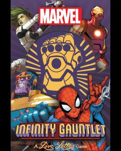 Joc de societate Infinity Gauntlet: A Love Letter Game - de familie