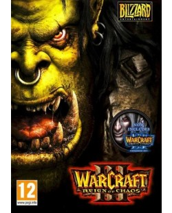 Warcraft III Gold (+The Frozen Throne) (PC)