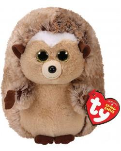 Jucariie de plus TY Toys Beanie Babies - Arici Ida, 15 cm