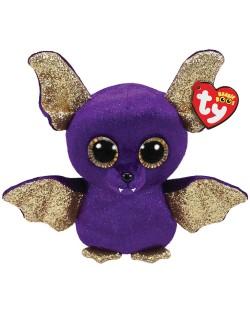 Jucarie de plus TY Toys Beanie Boos - Liliac Count, 15 cm