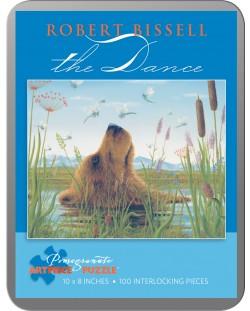 Puzzle Pomegranate de 100 piese - Dansul, Robert Bissell