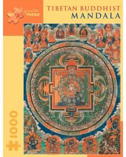 Puzzle Pomegranate de 1000 piese - Mandala