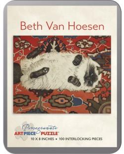Puzzle Pomegranate de 100 piese - Beth Van Hoesen