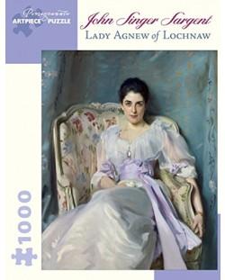 Puzzle Pomegranate de 1000 piese - Lady Agnew din Lochnaw, John Singar