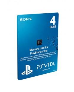 PS Vita Memory Card - 4 GB