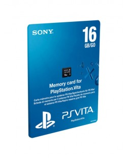 PS Vita Memory Card - 16 GB