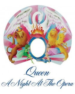 Queen - A Night At The Opera (2 CD)