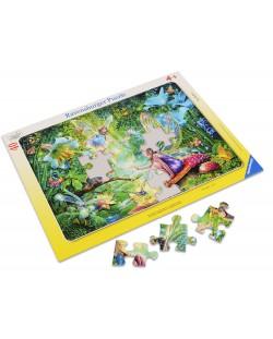 Puzzle Ravensburger de 40 piese - Zana