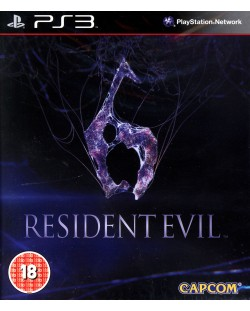 Resident Evil 6 - Essentials (PS3)