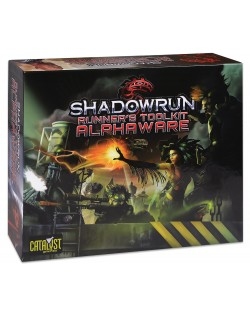 Extensie pentru joc de rol Shadowrun - Runners Toolkit - Alphaware