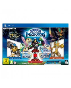 Skylanders Imaginators Starter Pack (PS4)