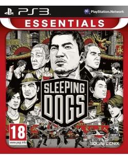 Sleeping Dogs - Essentials(PS3)