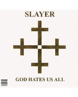 Slayer - God Hates Us All (CD)