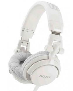 Casti Sony MDR-V55 - albe