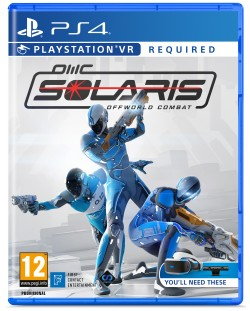 Solaris Offworld Combat (PS4 VR)