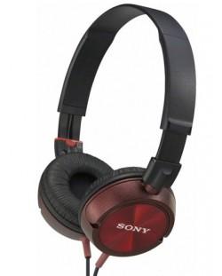 Casti Sony MDR-ZX300 - rosii