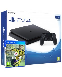 PlayStation 4 Slim 1TB + FIFA 17