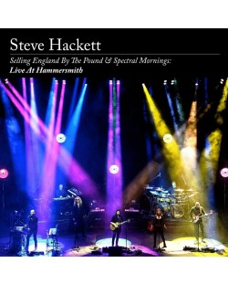Steve Hackett - Selling England By The Pound & Spectral Mornings (2 CD+Blu-Ray+DVD)