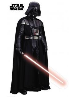 Sticker gigant ABYstyle Movies: Star Wars - Darth Vader