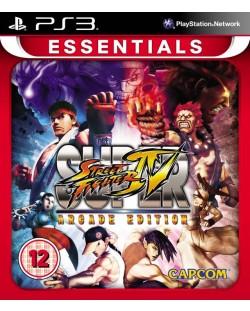 Super Street Fighter IV: Arcade Edition - Essentials (PS3)