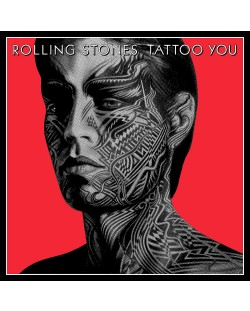 The Rolling Stones - Tattoo You, 40th Anniversary (Vinyl)