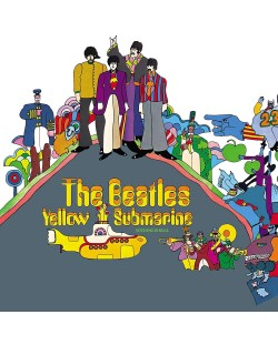 The Beatles - Yellow Submarine - (Vinyl)